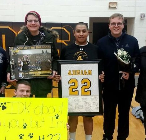 Senior Night (Adrian 20180410)
