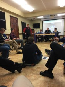 Adrian- Alpha Mu— Mock Chapter Meeting (Adrian 20181102)