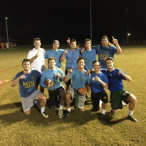 Fraternity League Champions (Alabama 20171108)