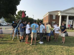 Greek Block Party (Alabama Huntsville 20180814)