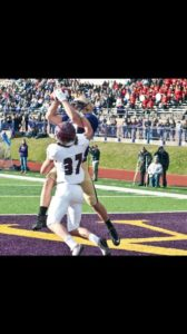 4 Brothers Named to All MIAA Football Teams (Albion 20151123)