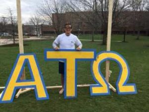 ATO Gets Yolked (Ball State 20170426)