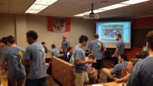 Formal Recruitment (Bowling Green State 20150915)