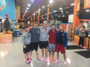 Skyzone Brotherhood Retreat (Bowling Green State 20161209)