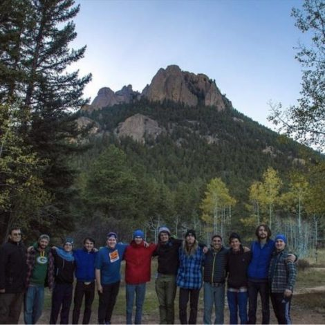 ATO Brotherhood Camping Trip (Colorado Mines 20181018)