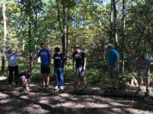 Brotherhood Retreat at Boone County YMCA (Drake 20151005)