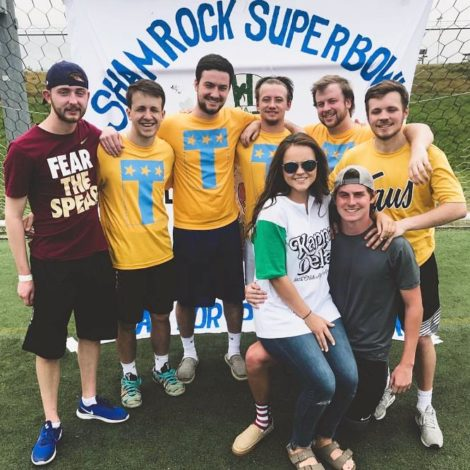 Kappa Delta Shamrock SuperBowl (Eastern Kentucky 20180425)