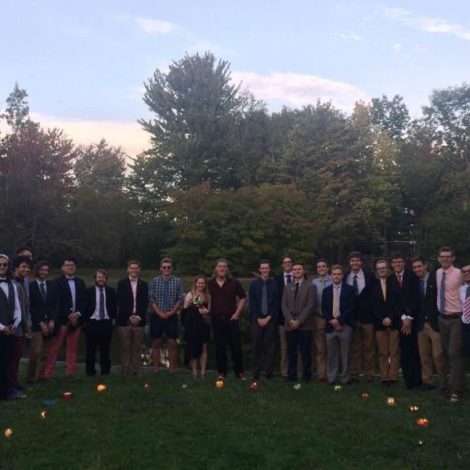 New Lavalier! Welcome to ATO Sarah O'Malley! (Maine Orono 20171009)