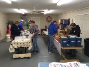 ATO Beta Rho Day of Service (Marietta 20160213)