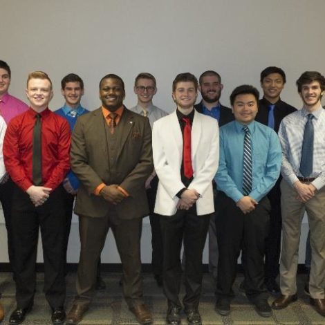Spring 2016 Formal Pledge Class (Millikin 20160224)