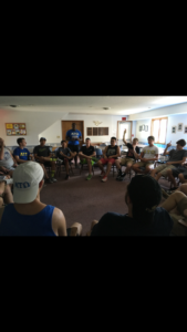 Brotherhood Retreat. Millikin University- Theta Iota (Millikin 20160901)