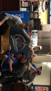 Theta Iota Partners with Einstein's Brothers Bagels (Millikin 20161128)