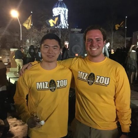 Two Gamma Rhos earn Top Senior Honors at Mizzou (Missouri 20170306)
