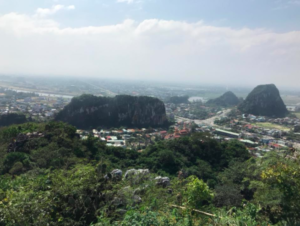 Baber Travels to Vietnam for Service Trip (Missouri 20180227)