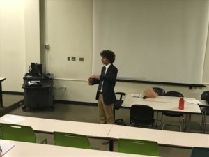 Brother Altevers, Study Abroad Presentation (Northern Kentucky 20170912)