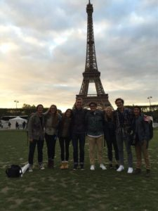 Brothers Travel Across Europe Together (Pepperdine 20151005)