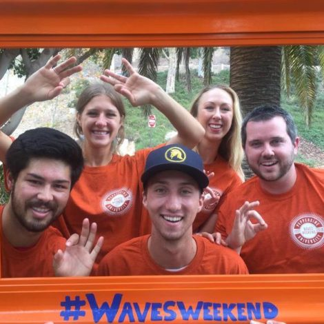Waves Weekend (Pepperdine 20151018)