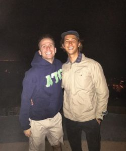 Big/Little Reveal (Pepperdine 20151106)