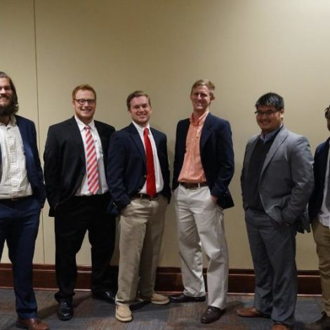 Kappa Sigma's First Alumni (South Alabama 20160430)