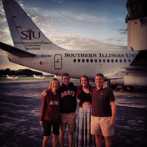 Brother Passes Commercial check ride (Southern Illinois 20151106)