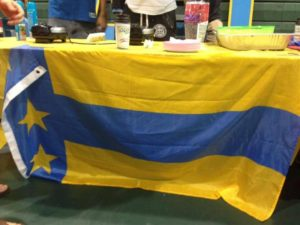 Theta Psi Participates in Stetson's Relay for Life Event (Stetson 20160427)