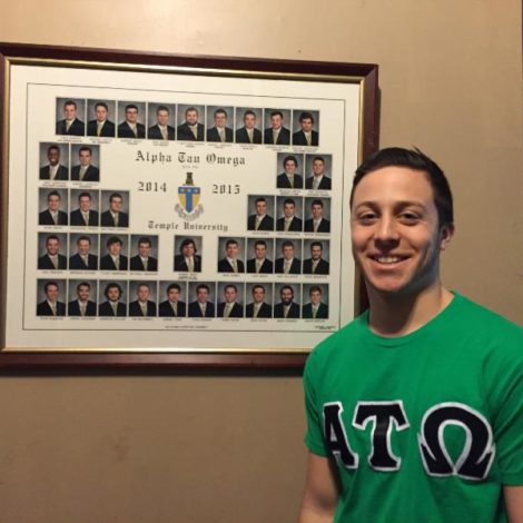John Mercurio, Tau of the Week (Temple 20160226)