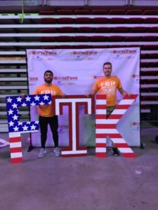 Brothers Participate in Charity Dance Marathon (Temple 20170212)