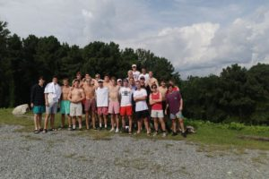 Brotherhood Rafting Trip (Tennessee 20181008)