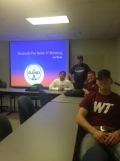 Students for Rand (West Texas A & M 20151008)