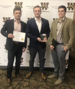 Annual Greek Life Awards - Iota Upsilon - Western Michigan University (Western Michigan 20180327)