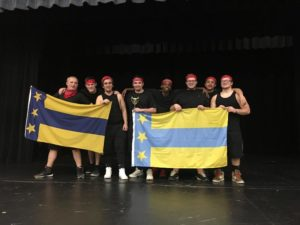 ATO and DPHIE Win Songfest! (Widener 20160417)