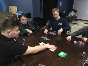 ATO Soring rush game night