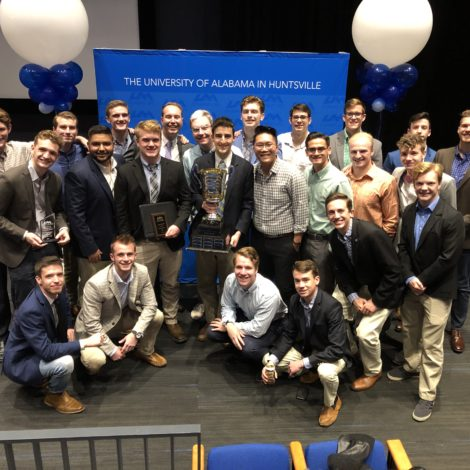 Theta Pi wins President's Cup