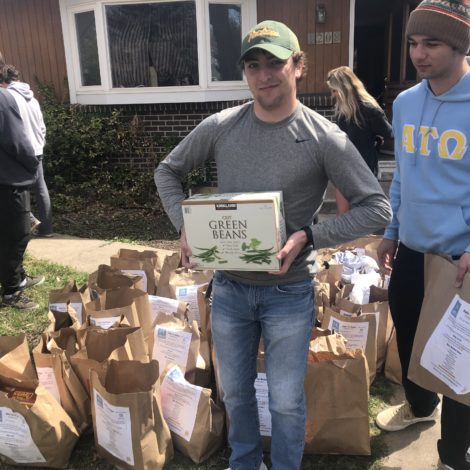Boys Pull in Another $1K this Weekend in Donations