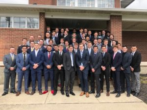 BALL STATE ALPHA TAU OMEGA INITIATES THE GAMMA IOTA CLASS!