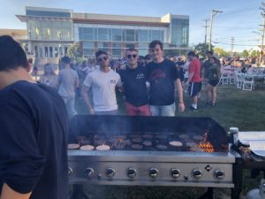 Meet The Greeks Cookout