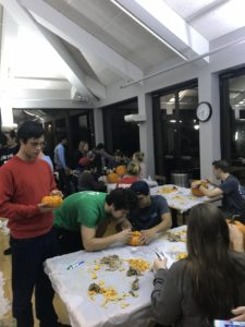 DG x ATO Annual Pumpkin carving!