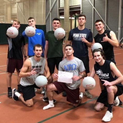 ATO leads the way in campus dodgeball tournament