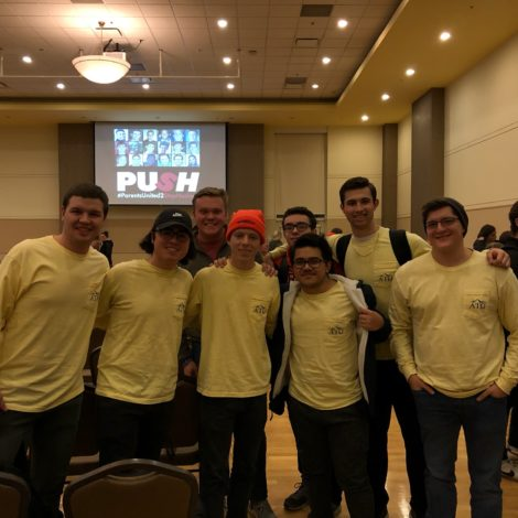 Brothers Attend and Represent ATO at Hazing Awareness Speech