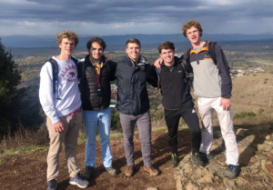Beta Delta Brothers Travel Israel