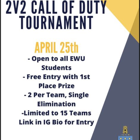Call of duty tournament