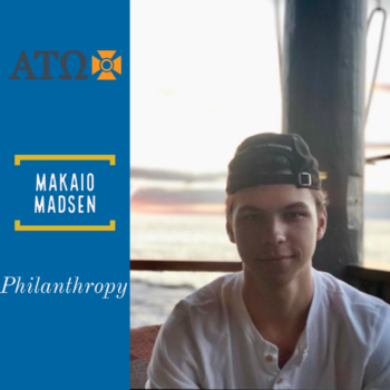 Executive Board Spotlight - Makaio Madsen