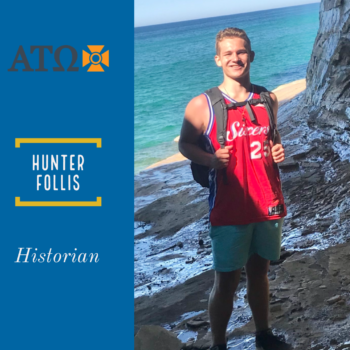 Executive Board Spotlight - Hunter Follis