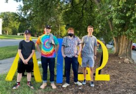 Kappa Omicron Chapter Recruits New Members as Rush come back to Greek Row
